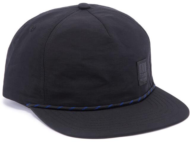 Topo Designs Cord Casquette, black